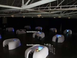 QuickSpace na akci Ahoy Rotterdam, červenec 2014