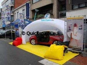 QuickSpace Shell pro Opel Adam
