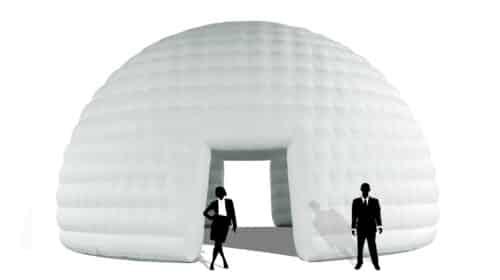 Dome 10m x 6m new model 2020