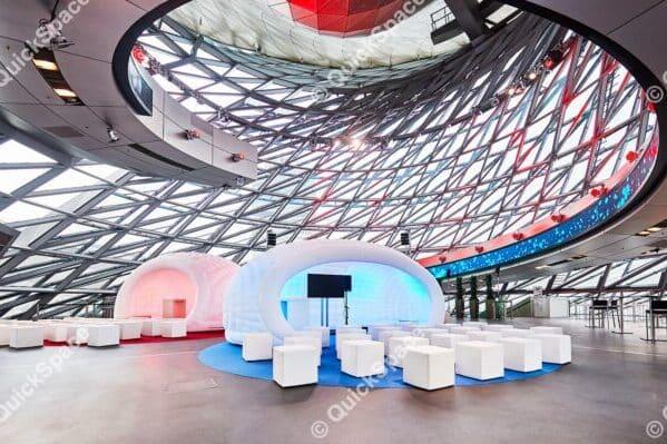 Domes BMW Welt Munchen